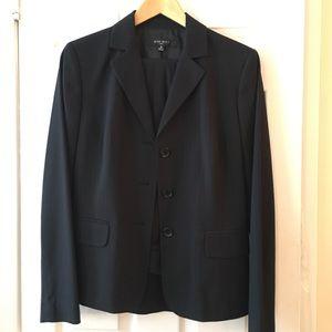 Nine West Pinstripe Suit - Size 10